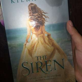 The Siren Book by Kiera Cass