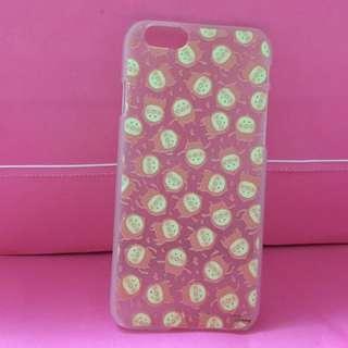 (全新) 肥桃iPhone 6 電話殻