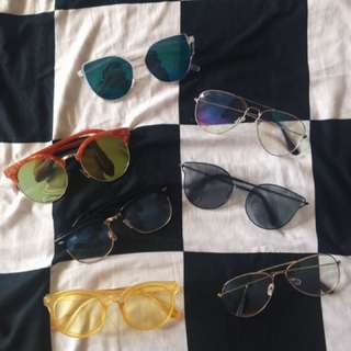 Shades for P100each