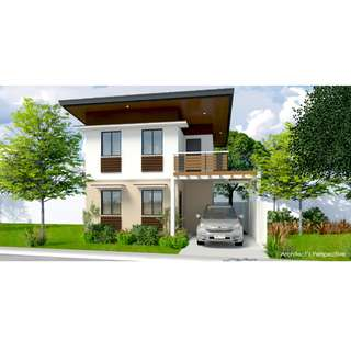Single Detached House & Lot For Sale Gaia In Idesia Dasmarinas Cavite