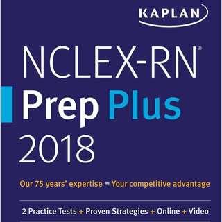 Kaplan NCLEX Prep Plus 2018 (PDF)