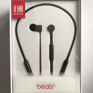 *REDUCED PRICE* BeatsX Wireless Earphones, with carrying case