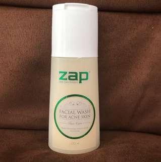 Zap Facial Wash for Acne