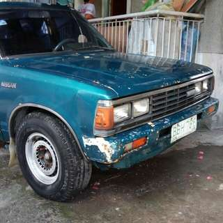 Nissan Pick up 1988 Double Cab