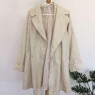 二手森系大衣(領子縫過)