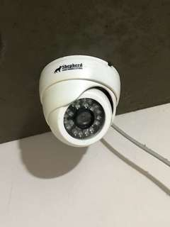 CCTV Cameras (set of 4 - 2 indoors, 2 outdoors)