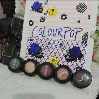 Colourpop Eyeshadows (Open to swaps)
