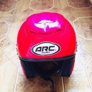 Arc Ritz Helmet RED (PRELOVE)