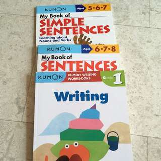 Kumon Books