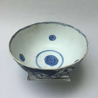 Export Kangxi bowl