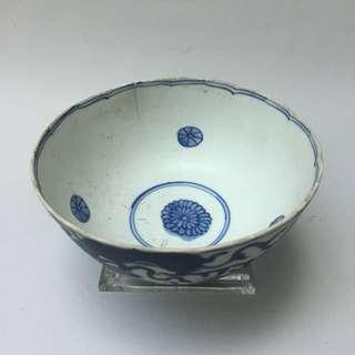 Export Kangxi bowl
