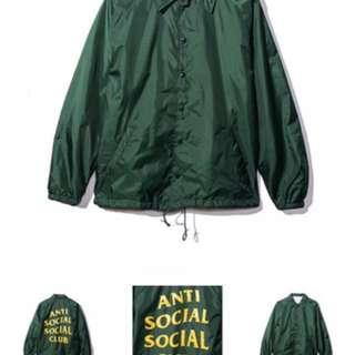 Assc coach jacket