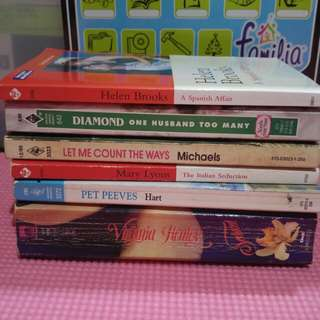 Book bundle 49 (take all)