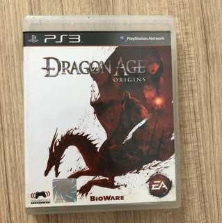 PS3 Gamesdragon age origins