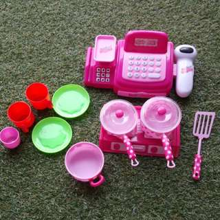 Pink MIX toys