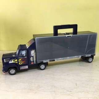 大貨櫃車Heavy Duty transporter/truck