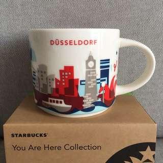 Starbucks You Are Here Series - Düsseldorf