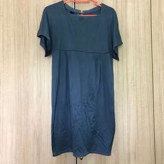 Give Away Free GG5 Blue Sleeved Dress