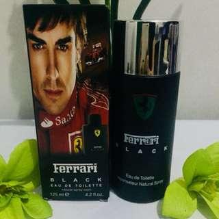 Ferrari Black Perfume