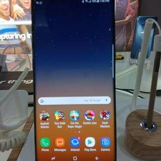 Samsung Galaxy Note 8 Bisa Credit 3 Menit