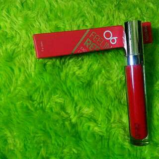 Wardah Exclusive Lip Matte No. 6 {FREE 1pcs lipstick JUSS MISS No. 21}