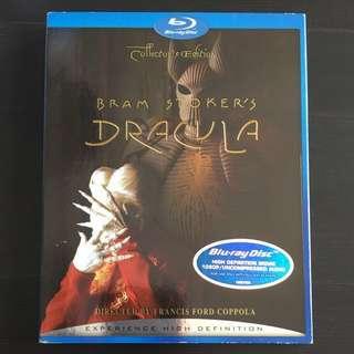 Bram Stoker's Dracula Bluray