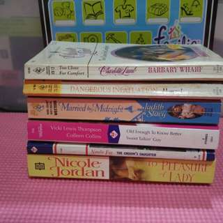 Book bundle 51 (take all)
