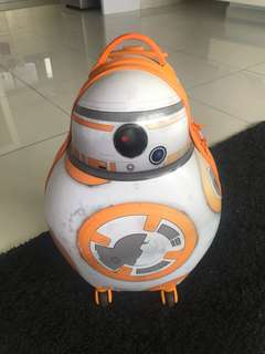 "Disney Star Wars BB-8 21"" Hard Shell Rolling Luggage Case"