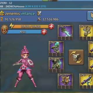 91M T4 ready account