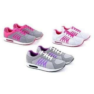 Sepatu sport kets wanita GRC