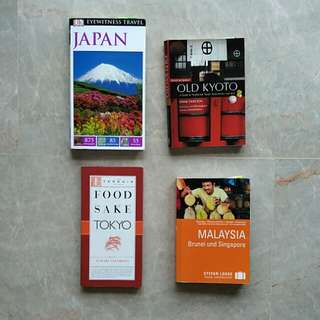 Several non-fiction and fiction books