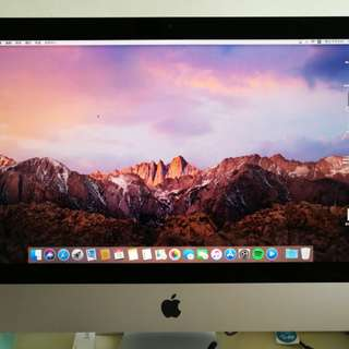 Apple iMac 21.5inch warranty just end