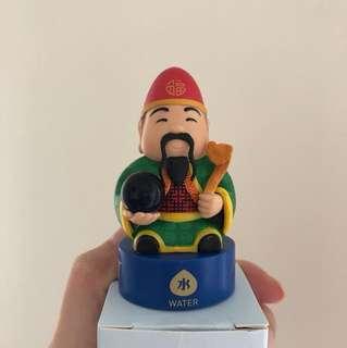 MBS Marina Bay Sands Fu Lu Shou Figurine 福禄寿小塑像