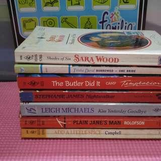 Book bundle 53 (take all)