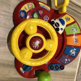 Vtech car driving toy