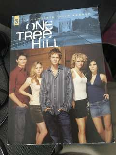 DVD One Tree Hill S3