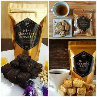 Sweet Cookies & Brownies