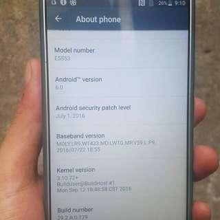 Sony Xperia C5 ultra LTE