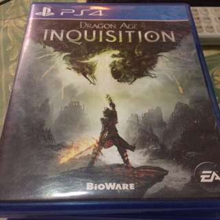 DRAGON AGE 3: INQUISITION for PS4