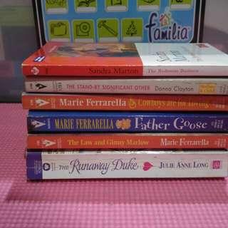 Book bundle 54 (take all)