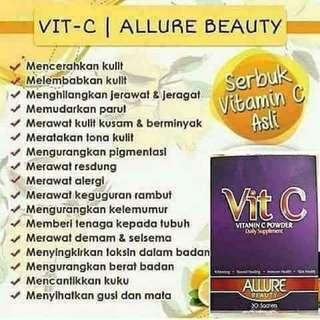 Vit c Allura Pure Vitamin C
