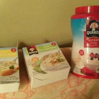 Quacker Oats