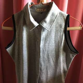 DUST Grey Shirt