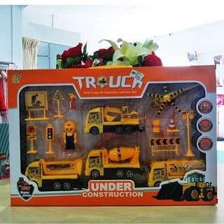 1801001  Car Children Toy Truck Model 1 box  Mini Gift Child