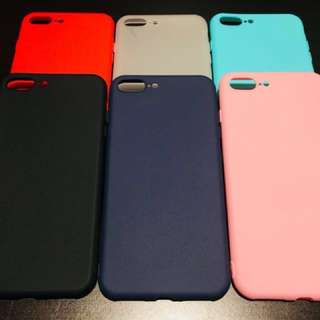 Brand New Soft Silicone IPhone cases