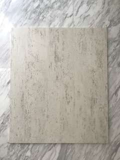 Rustic white laminate boards. Perfect for photo shoots.