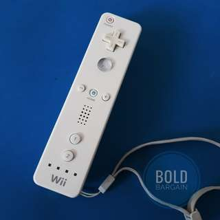 Authentic Nintendo Wii Controller RVL-003
