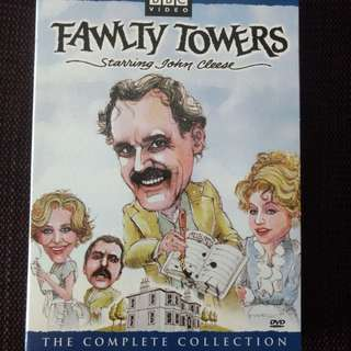 Fawlty Towers - The Complete Collection DVD