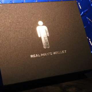 Real man wallet - good review magic products