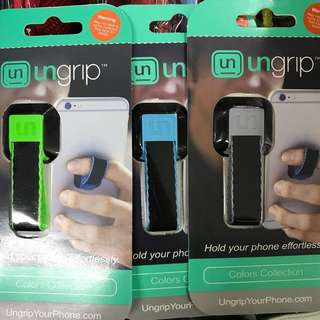 Brand New Ungrip Fabric Phone Ring